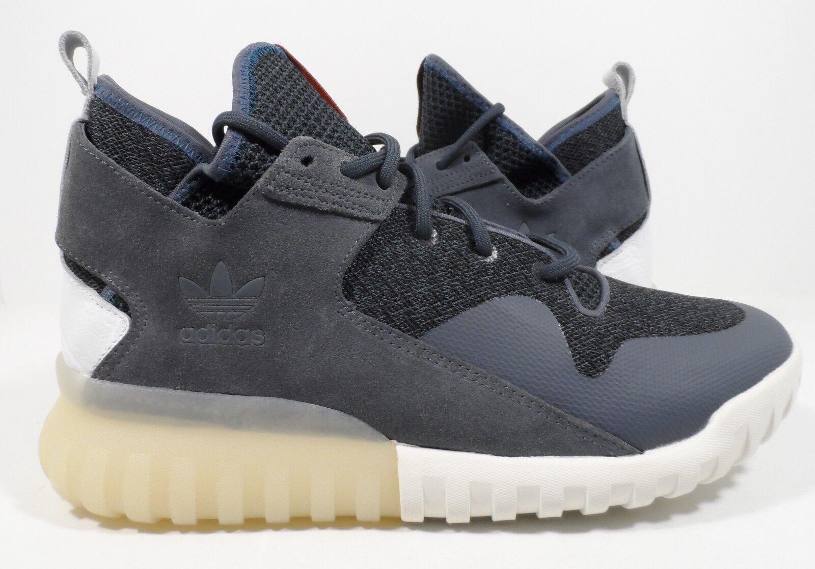 Adidas Originals Men's Tubular X Originals Basketball shoes Boonix White Size 10