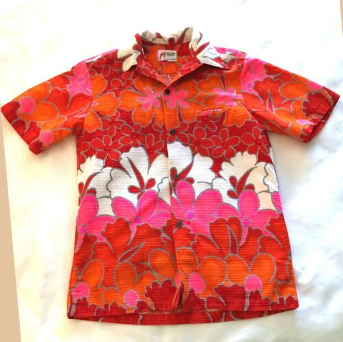 Vintage Malihini Hawaii for Liberty House Hawaiian