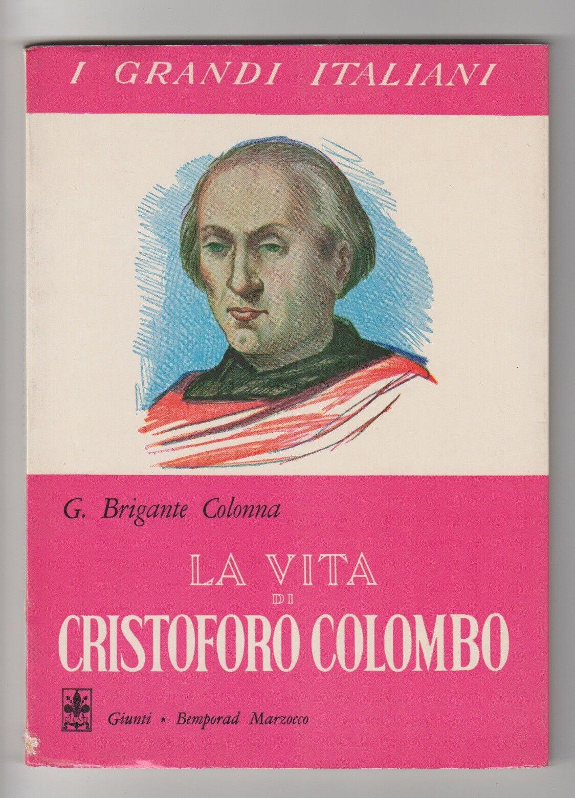 La vita di Cristoforo Colombo