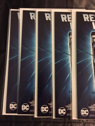 Naomi #4 NM First Print DC Universe Wonder Comics Bendis SOLD OUT L@@K!!