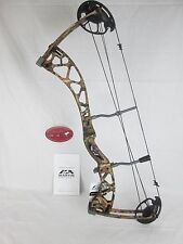 Martin Archery Stratos CR 70# Right Hand CARBON Riser Compound bow Camo