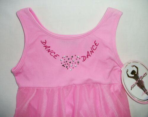 Details about  /Girls Dance Dress Leotard Ballet Tutu XS 4 5 Jacques Moret