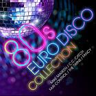 CD Des années 80 Euro Disco Collection d'Artistes divers 2CDs