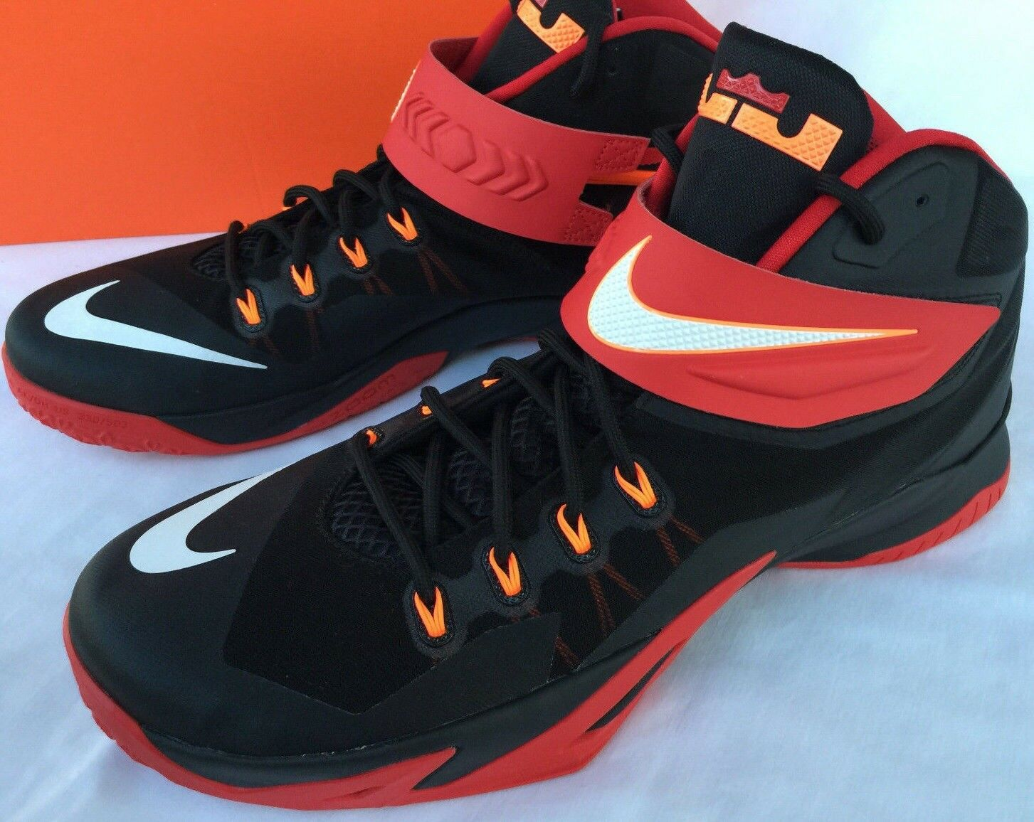 Shoes Men lebron soldiers 8 size 11 KD 7 size 12 and under armor size 12