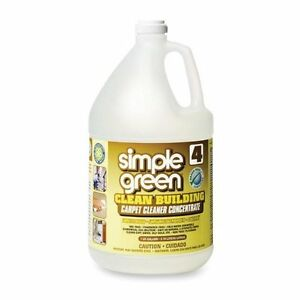 Simple Green Carpet Cleaner Concentrate Liquid Solution