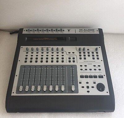 Pro Audio Equipment Tireless M-audio Projectmix I/o Firewire Audio Interface Control Surface