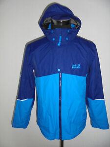 Details zu JACK WOLFSKIN Jacke outdoor vintage texapore jacket Regenjacke Gr.164