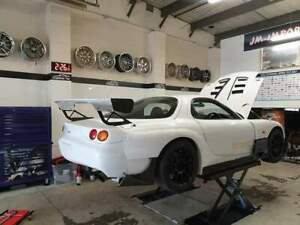 mazda-rx7-fd3s-RE-amemiya-super-greddy-rear-bumper-1-off