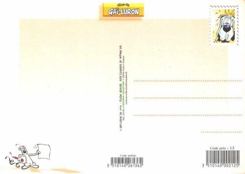 Cartolina Postcard CPM Carte Postale GAI LURON