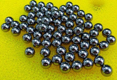 "Chrome Steel Loose Bearing Ball Balls 6.35mm 100 pcs - 1//4/"" 0.25/"" Inch"