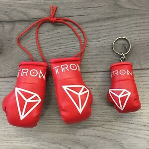 mini boxing gloves for car