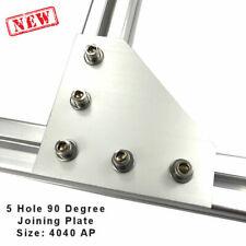 90 Degree Joining Plate Kit 4040 Aluminum Profile Extrusion Bracket