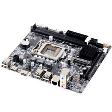NEW for Intel H61 Socket LGA 1155 DDR3 MicroATX Computer Motherboard Mainboard