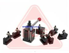 Bostar Bxa Wedge Tool Post 250 222 Lathe10 15 2 Extra Tool Holders