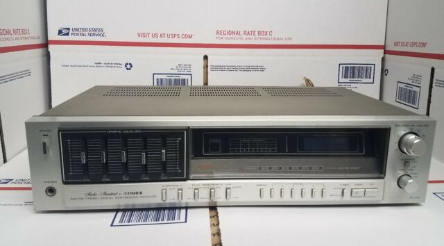 Fisher RS-245 vintage stereo receiver