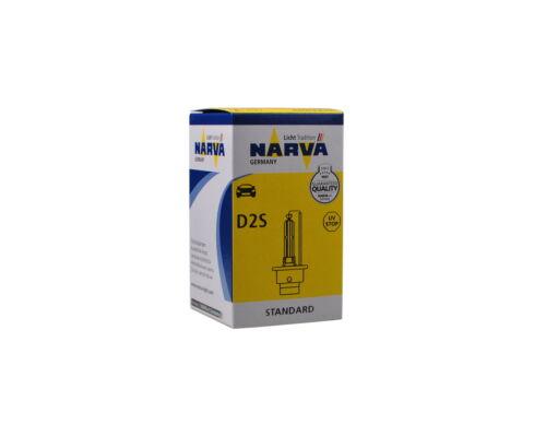 Una Lampada Lampadina xenon xeno ricambio NARVA D2S P32d-3 35W 85V