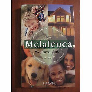 the melaleuca wellness guide 12th edition 2008 by rm barry publicati rh ebay com the melaleuca wellness guide 2018 the melaleuca wellness guide free download