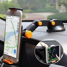 360°Roating Car Mount Stand Holder Bracket For Tbalet iPad/Air iPhone Smartphone