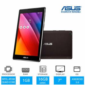 """Barato ASUS Tablet ZenPad Z170C 7"""" pantalla Intel Atom almacenamiento 16GB de cuatro núcleos,"""