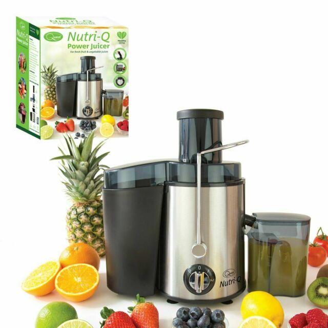 Quest Nutri-Q Centrifugal Juicer Fruits & Vegetable Juicer Juice Extractor