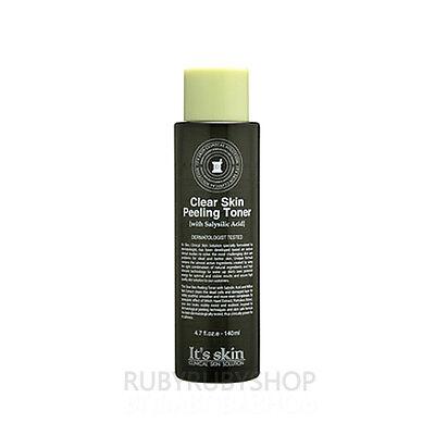 [It'S SKIN] Clear Skin Peeling Toner - 140ml