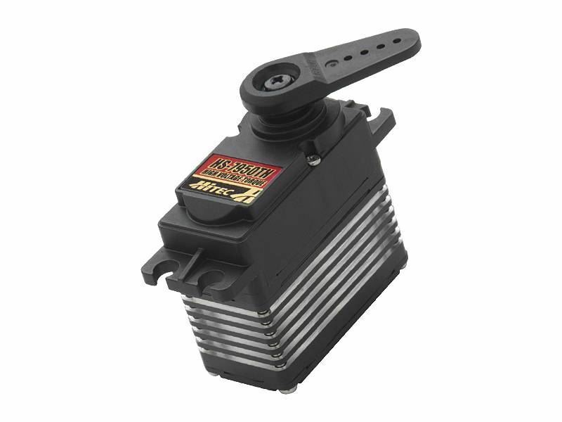 HS-7950TH High Voltage Ultra Torque Titanium Gear Coreless Ultra Premium Servo