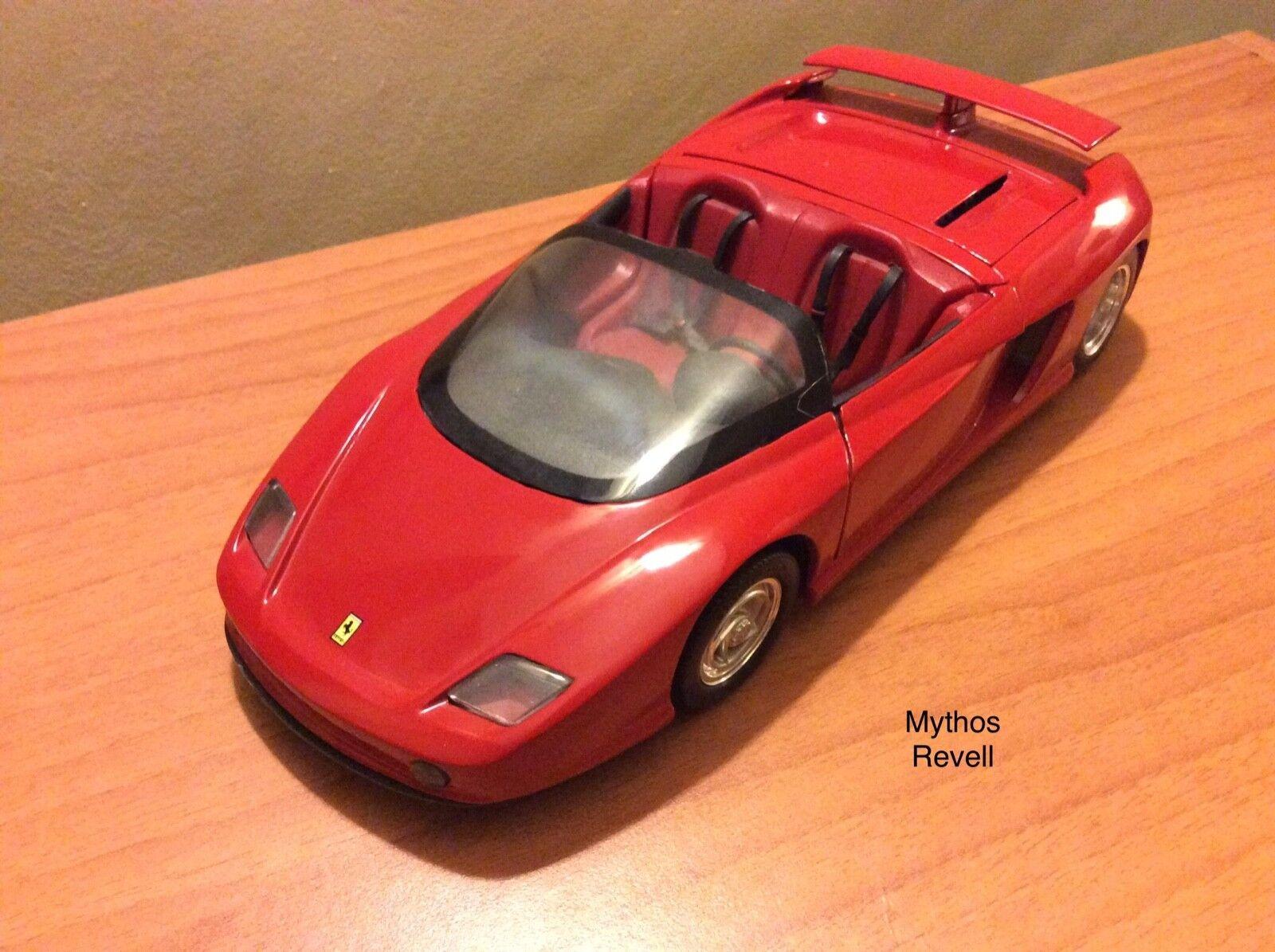 Ferrari Mythos 1 18 Revell