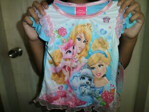 CLOSEOUT-SALE-Imported-From-USA-Disney-Princess-Palace-Pets-Shirt-24M