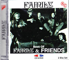 FAMILY best of family & friends CD + DVD NEU OVP/Sealed