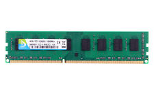 2x 2GB 4GB DDR3 PC3-12800U 1600Mhz 240Pin DIMM SDRAM Memory RAM KVR16N11S6A//2-SP