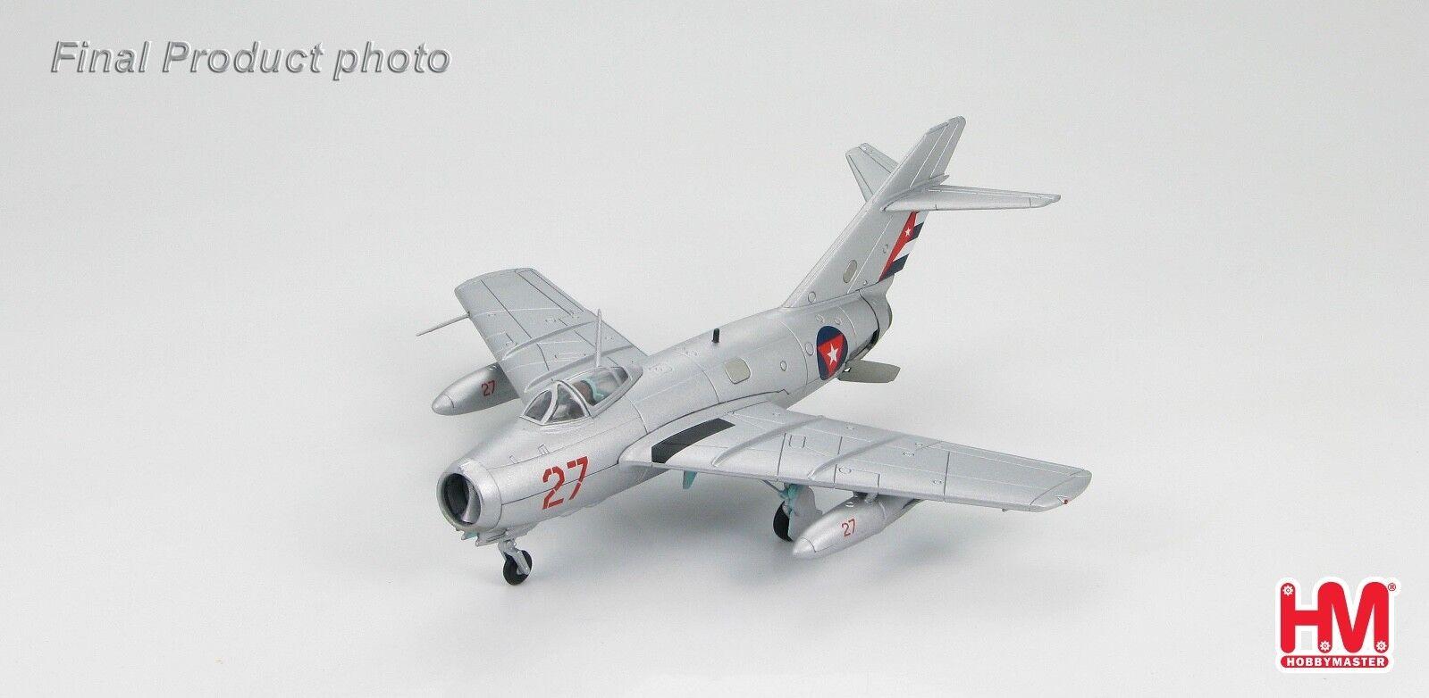 Hobby Master HA2413 1 72 MIG-15 bis  27  Cuba's Revolutionary Air Force
