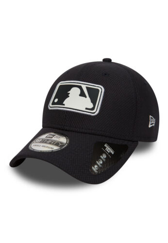 New Era League Logo 39Thirty Cap NY YANKEES Dunkelblau