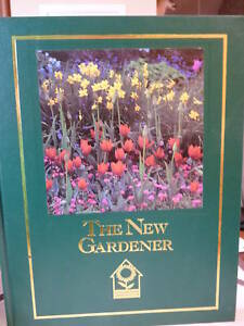 Image Is Loading National Home Gardening Club Book The New Gardener