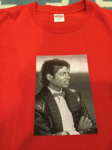 Supreme Michael Jackson T Shirt Large