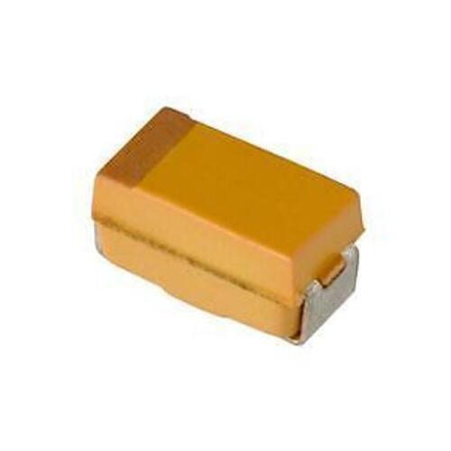 Size A AVX 2.2uF//16V Tantalum Cap TAJA225K016R 100pcs