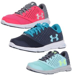 e5ad30cc Under Armour Girls Shoes Grade School Micro G Rave Running Shoes | eBay
