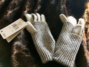 74903c69 Image is loading The-north-Face-Cryos-Cashmere-Gloves-Size-M-L