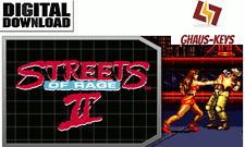 Streets of Rage 2 STEAM Key Pc Game Code Download Spiel Blitzversand [DE] [EU]