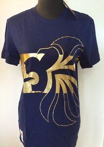 Genuine Adidas Team GB T-Shirt Womens Small T-Shirt Olympics Top X53387  (22)