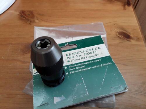 Hitachi Keyless Chuck 705013