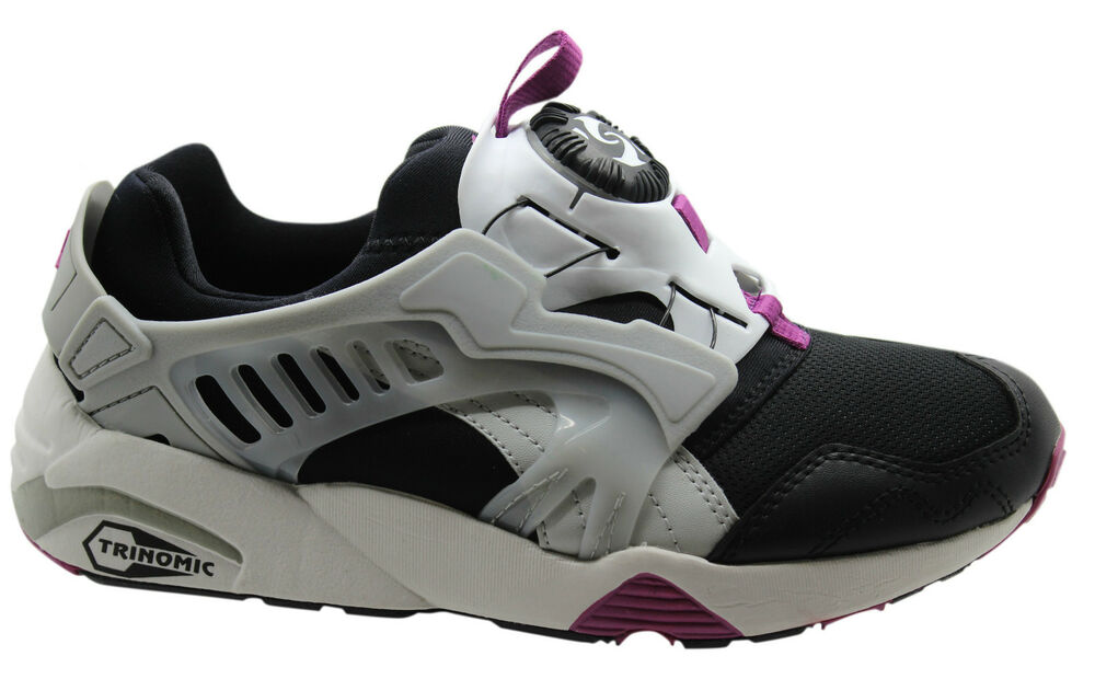 Puma trinomic disc blaze basic sport femme baskets slip on chaussures 357526 03 P2-