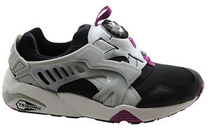 Details about Puma Trinomic Disc Blaze Basic Sport Women Trainers Slip On Shoes 357526 03 B33D
