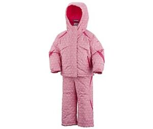 8b8d2dbda New Columbia Girls Toddler