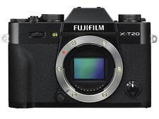 Fujifilm X-T20 Gehäuse - schwarz Ausstellungsstück