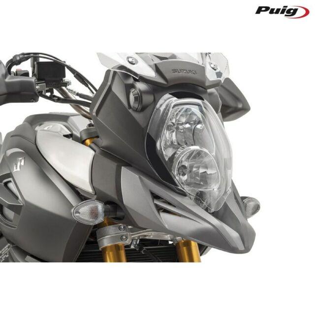 PUIG Protection Light Suzuki DL1000XT V-Strom 17 Clear