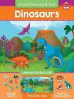 Dinosaurs: Interactive fun with reusable stickers, fold-out play scene, and punch-out, stand-up figures! by Walter Foster (Paperback, 2015)
