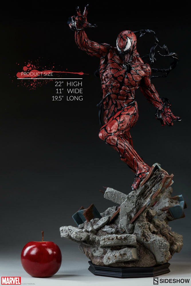 Carnage Premium Format Figure Sideshow Collectibles