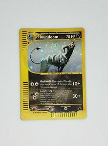 Houndoom-h11-h32-Skyridge-rare