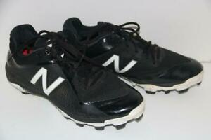 bc762445d0de1 New Balance Men's Baseball Cleats Molded 4040K4 Black Size 10.5 FREE ...