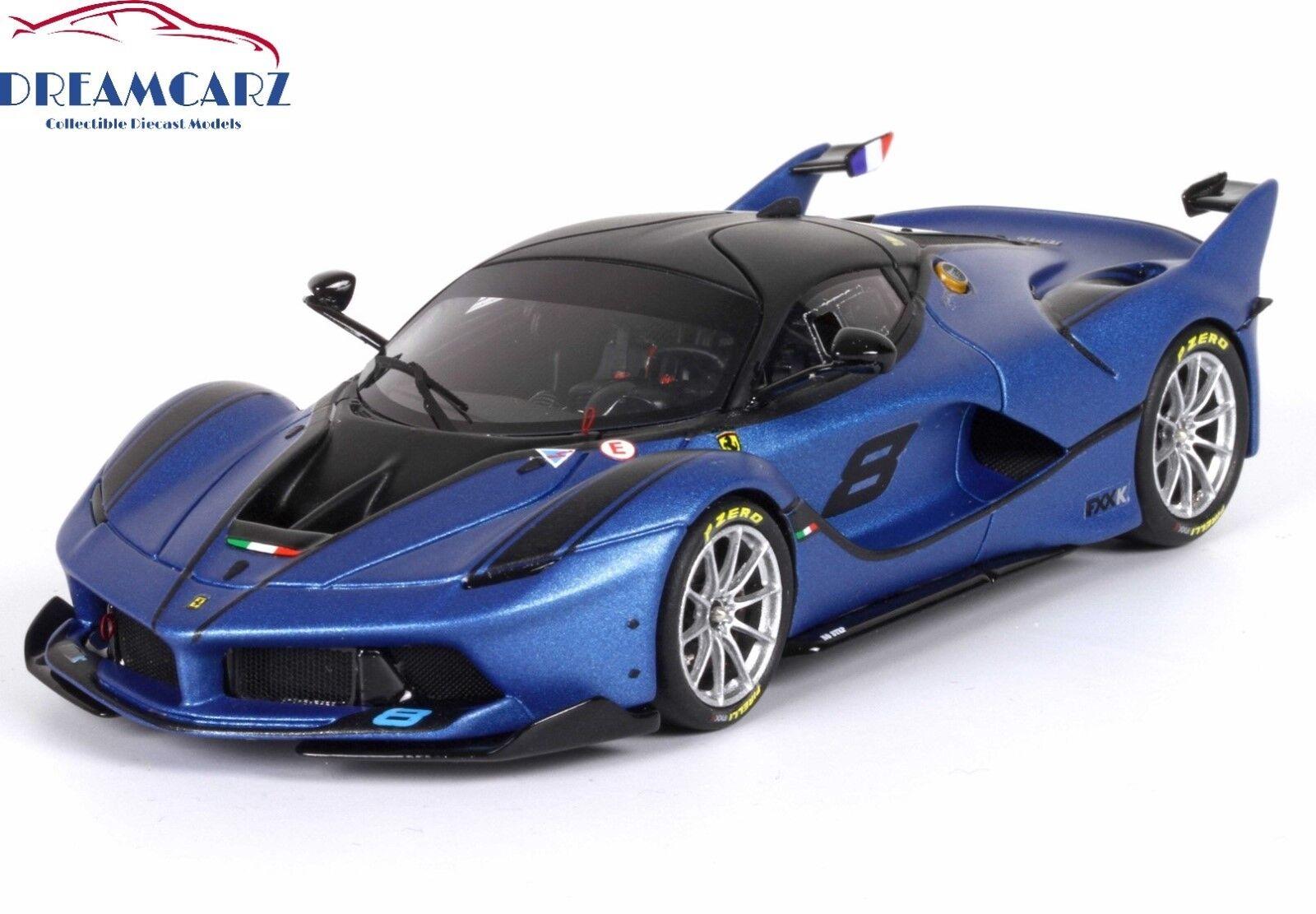 tienda de ventas outlet BBR Ferrari FXX K 1 43 Bbrc 186L-Coche 186L-Coche 186L-Coche  8 - Limited 100 Piezas   clásico atemporal